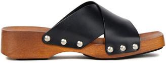 Marni Studded Leather Sandals