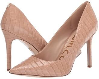 Sam Edelman Hazel (Cantaloupe Suede Leather) Women's Shoes