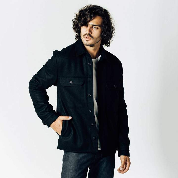 DSTLD Shirt Jacket