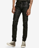 Denim & Supply Ralph Lauren Men's Prospect Slim-Fit Moto Jeans