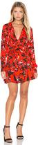 Karina Grimaldi Pilar Mini Dress