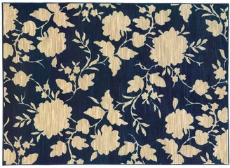 StyleHaven Rowe Floral Silhouette Rug