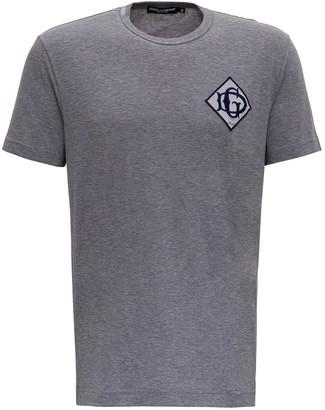 Dolce & Gabbana Monogram T-Shirt