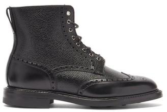 Crockett Jones Crockett & Jones - Grace 2 Leather Ankle Boots - Black