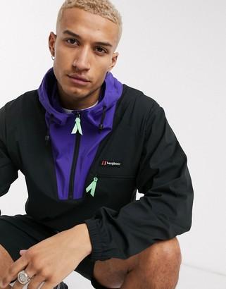Berghaus Wind Shirt 90 jacket in black