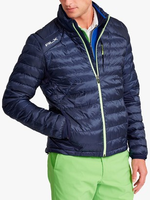 Ralph Lauren Polo Golf Pivot Down Fill Jacket, French Navy