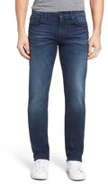 7 For All Mankind Straight - Luxe Performance Slim Straight Leg Jeans (Belfast)