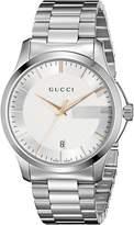 Gucci YA126442 Women's Timeless Wrist Watches, Dial, Band