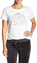 Juicy Couture Royal Crest Tee