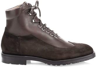 Sutor Mantellassi Peleo Leather Boots