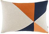 Original Penguin Owen Colorblocked Canvas Pillow