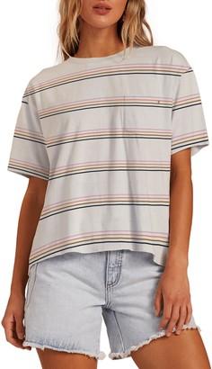 Billabong Beach Stripes Pocket T-Shirt