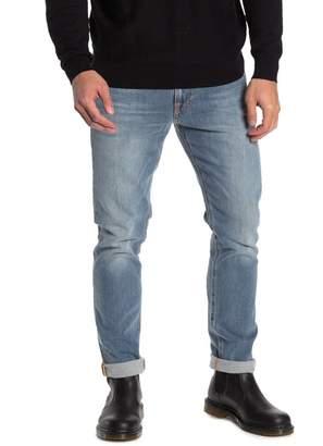 Nudie Jeans Lean Dean Slim Tapered Jeans