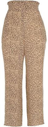 Whistles Mini Leopard Print Trouser
