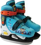 Disney Jake Hardshell Adjustable Boys Ice Skates