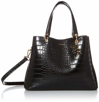 Anne Klein Women's Croco Satchel Bag
