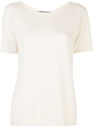 Sally LaPointe fine knit top