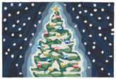 "Liora Manne Christmas Tree Rug - 24"" x 36"""
