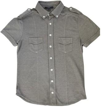 Gucci Brown Cotton Polo shirts