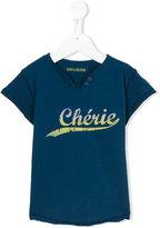 Zadig & Voltaire Kids - cherie print T-shirt - kids - Cotton - 6 yrs