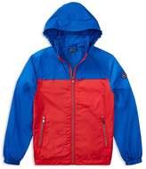 Polo Ralph Lauren Boys' Packable Windbreaker Jacket - Big Kid