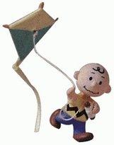 Hallmark 1998 Keepsake Ornament Going Up? Charlie Brown Peanuts