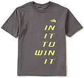 The North Face Big Boys 8-20 In It To Win Short-Sleeve Tee