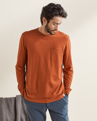 Express Upwest Layer Up Crew Neck Tee