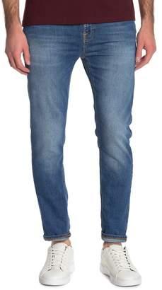 """Nudie Jeans High Top Tilde Skinny Jeans - 30-34\"""" Inseam"""