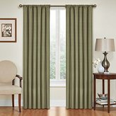 Eclipse Curtains Eclipse Kendall Blackout Thermal Curtain Panel,Artichoke,84-Inch