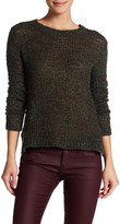 Cotton Emporium Boucle Pullover Sweater