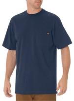 Dickies Men's Cotton Heavyweight Short Sleeve Pocket T-Shirt
