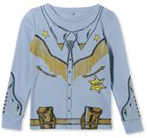 Stella McCartney blue louie cowboy pyjamas