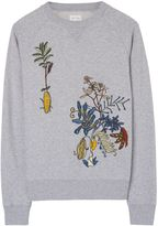 Gant Embroidered Crew Sweater