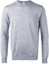 Eleventy light knit sweater - men - Silk/Merino - XXL