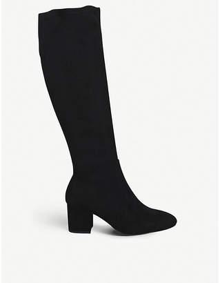 Aldo Larigonna faux-suede knee-length boots