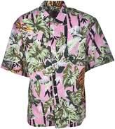 Kenzo Hawaiian-print Shirt