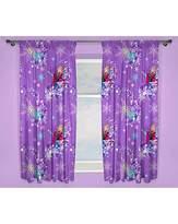 Frozen Transparent Curtains