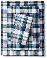 Eddie Bauer Spencer Plaid Flannel Sheet Set