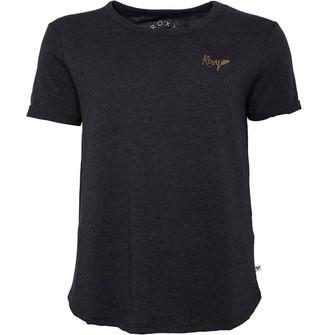 Roxy Womens Oceanholic T-Shirt Anthracite