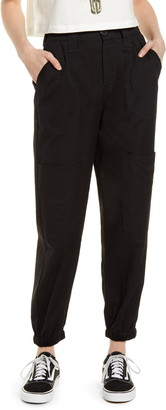 Angie Cargo Jogger Pants