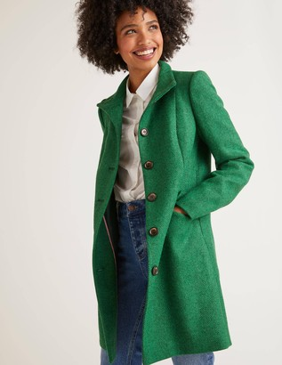 Boden Hengrave Tweed Coat