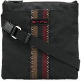 Etro striped messenger bag