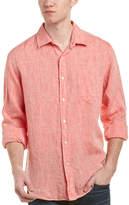 J.Mclaughlin Gramercy Linen Woven Shirt