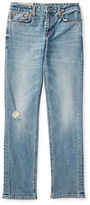 Ralph Lauren Boys 8-20 Modern Fit Five-Pocket Jeans