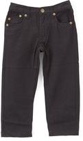 Smiths American Black Five-Pocket Pants - Toddler & Boys