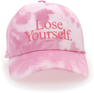 Paco Rabanne Lose Yourself Tie-Dye Baseball Cap