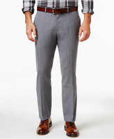 Tasso Elba Men's Cotton Wool Blend Pants, Only at Macy's