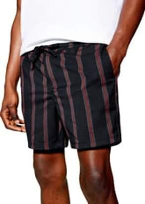 Topman Stripe Shorts