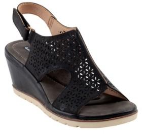 GC Shoes Crissy Wedge Sandal Women's Shoes